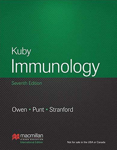 9781464137846: Kuby Immunology: International Edition