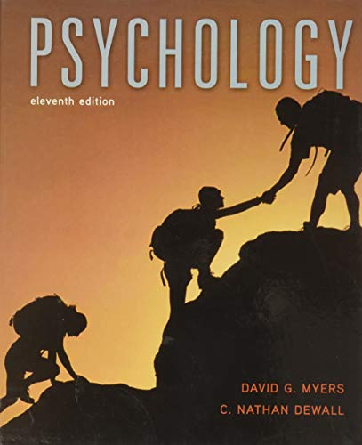 9781464140815: Psychology, 11th Edition