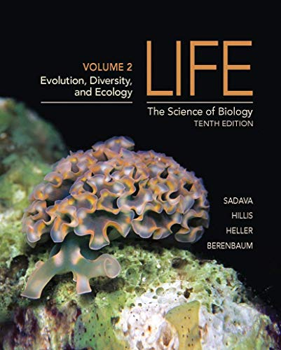 9781464141232: Life: The Science of Biology (Volume 2)