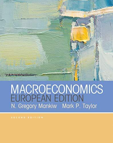 9781464141775: Macroeconomics (European Edition)