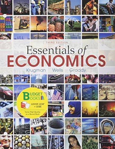9781464143359: Loose-leaf Version of Essentials of Economics