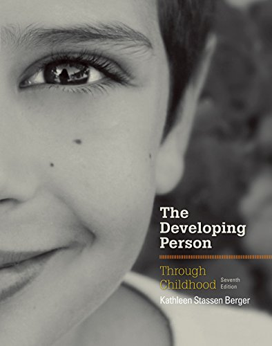 9781464143526: Developing Person Through Childhood