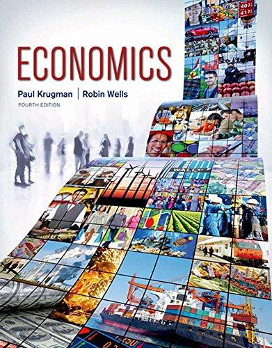 Economics, by Krugman, 4th Edition: Krugman, Paul
