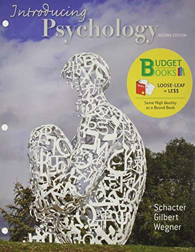 9781464146695: Introduction to Psychology (Loose Leaf) & PsychPortal Access Card (6 Month)