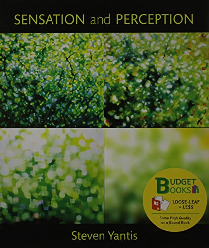9781464148781: Sensation and Perception (Loose Leaf) & Portal Access Card