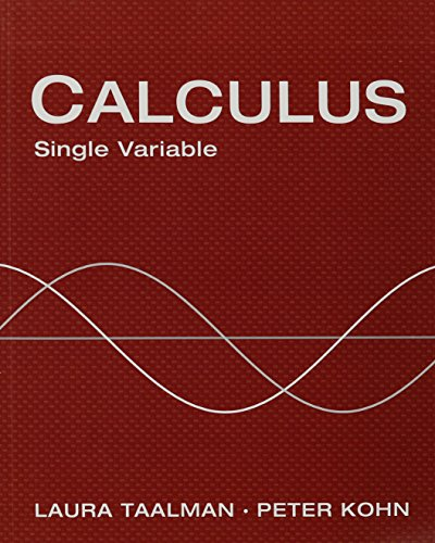 9781464151071: Calculus Single Variable (Paper)