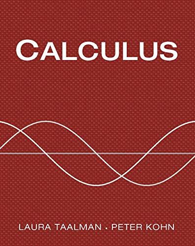 Calculus Combo: Associate Professor Laura
