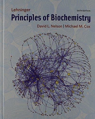 Principles Of Biochemistry + Study Guide +: Nelson, David L.