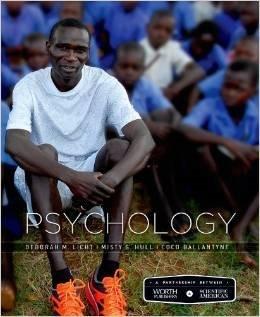 Psychology: Licht Hull Ballantyne