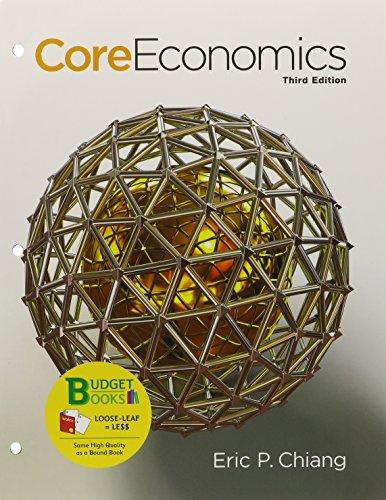 9781464153242: Loose-leaf Version for CoreEconomics