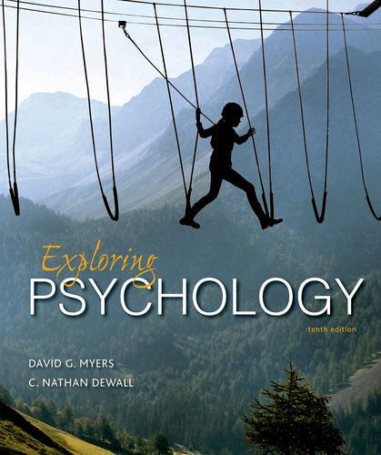9781464154072: Exploring Psychology