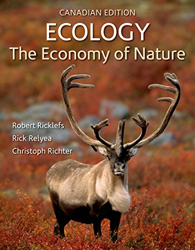 9781464154249: Ecology: The Economy of Nature (Canadian Edition)