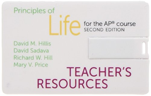9781464156496: Principles of Life - Teacher Resource