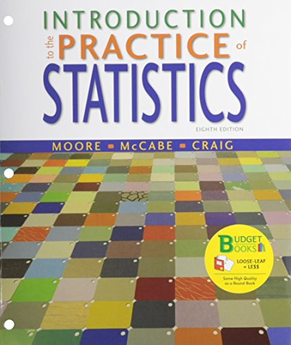Introduction to the Practice of Statistics (Loose: Moore, David S.