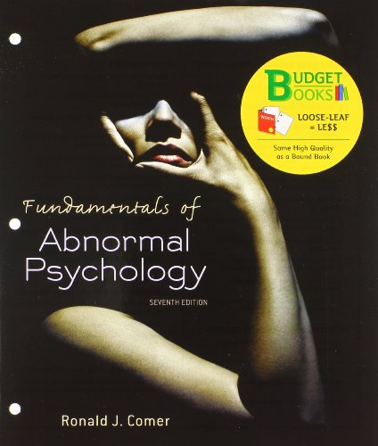 9781464162008: Fundamentals of Abnormal Psychology (Loose Leaf) & Psychportal Access Card (6 Month)