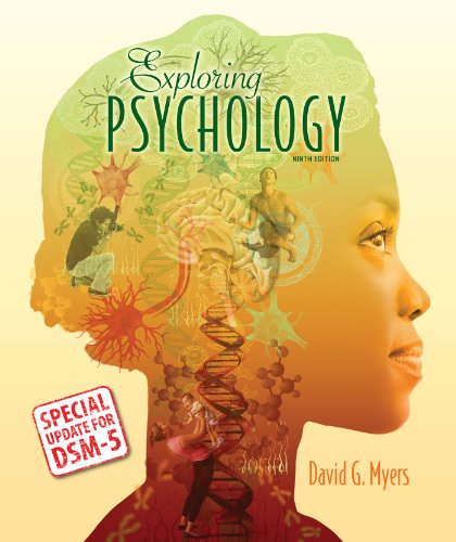 9781464163364: Exploring Psychology with Updates on DSM-5