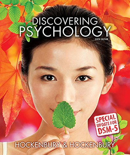 9781464163494: Discovering Psychology with DSM5 Update
