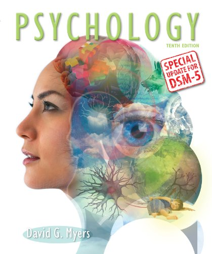 Psychology with Updates on DSM-5: Myers, David G.