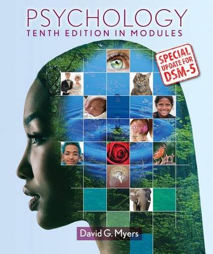 9781464164767: Psychology in Modules with Updates on DSM-5