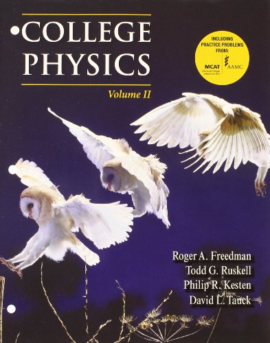 9781464168420: College Physics, Volume 2 (Loose-leaf)