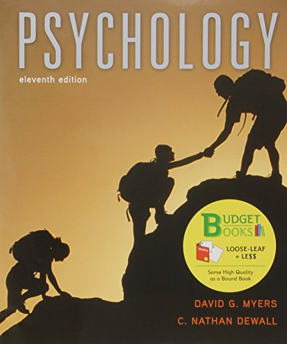 9781464170041: Loose-leaf Version for Psychology
