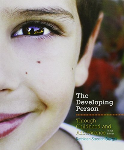 9781464177354: Developing Person Through Childhood and Adolescence