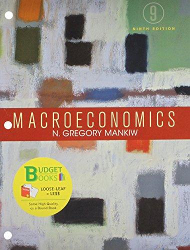 9781464182907: Loose-Leaf Version for Macroeconomics