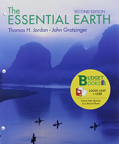 Essential Earth + Launchpad Six Month Access: Jordan, Thomas H.