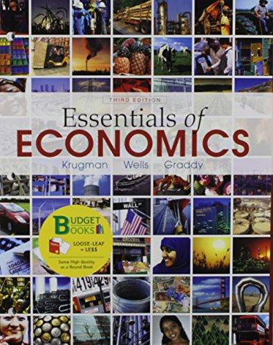 Essentials of Economics (Loose Leaf) & LaunchPad Six Month Access Card: Krugman, Paul