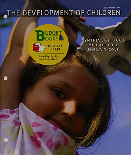 Development of Children (Loose Leaf) & LaunchPad: Lightfoot, Cynthia