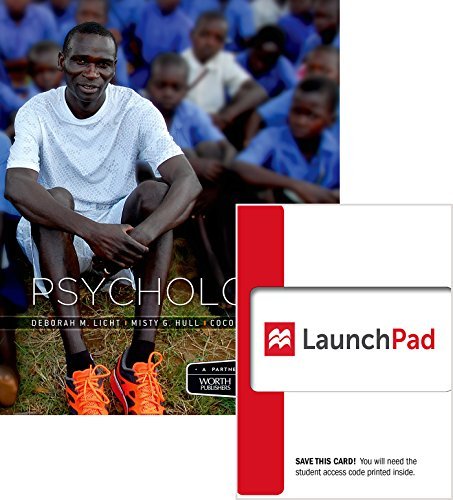 9781464185090: Scientific American Psychology (Loose Leaf) & Launchpad 6 Month Access Card