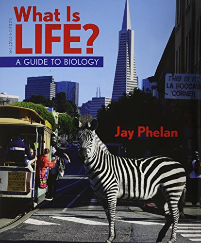 9781464185564: What is Life? A Guide to Biology, Prep U 6 month access card, & LaunchPad 6 month access card