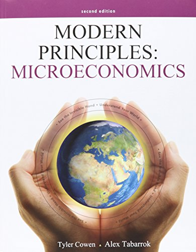 9781464187094: Modern Principles of Microeconomics & LaunchPad 6 month access card