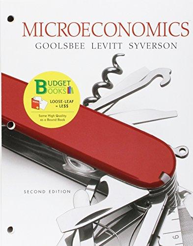 9781464189104: Loose-leaf Version for Microeconomics
