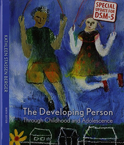 9781464189470: Developing Person Through Childhood & Adolescence with DSM5 Update & LaunchPad 6 Month Access Card
