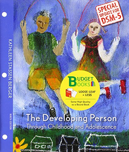 9781464189548: Developing Person Through Childhood & Adolescnce (Loose Leaf) with DSM5 Update & LaunchPad 6 Month Access Card