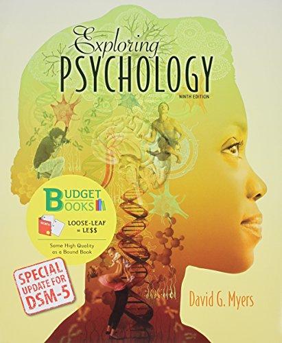 Exploring Psychology: David Myers