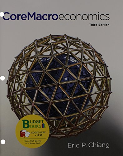 9781464191428: Core Macroeconomics (Loose Leaf) & Launchpad 6 Month Access Card
