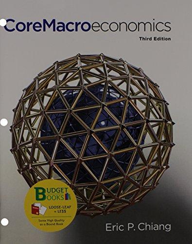 9781464191428: Core Macroeconomics (Loose Leaf) & LaunchPad 6 Month Access Card