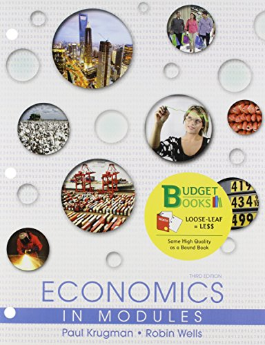 9781464191480: Economics in Modules + Launchpad 12 Month Access Card