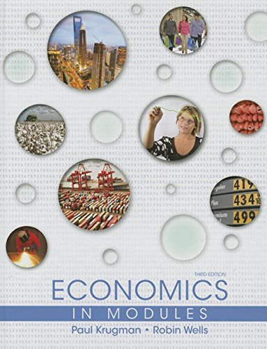 9781464191497: Economics in Modules + Launchpad 12 Month Access Card