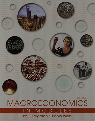 9781464191527: Macroeconomics in Modules & LaunchPad 6 Month Access Card