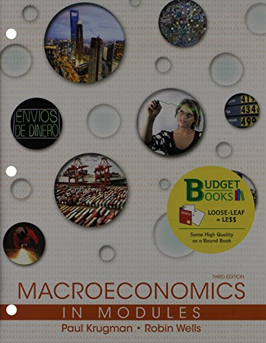 9781464191534: Macroeconomics in Modules (Loose Leaf) & LaunchPad Six Month Access Card