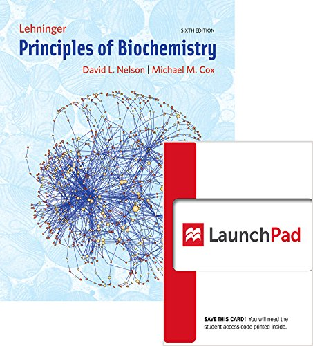 Principles of Biochemistry & N
