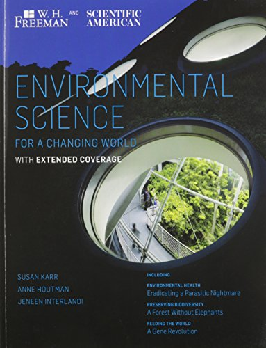 9781464196171: Environmental Science Expanded & LaunchPad 6 month access card