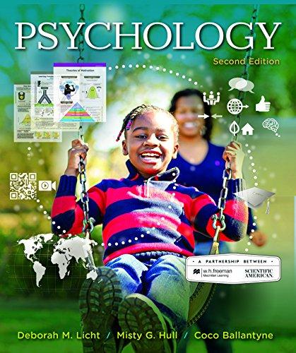 Scientific American Psychology: Licht, Deborah M.