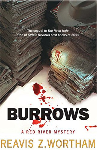 9781464200052: Burrows (Red River Mysteries)