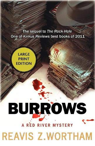 9781464200069: Burrows: A Red River Mystery