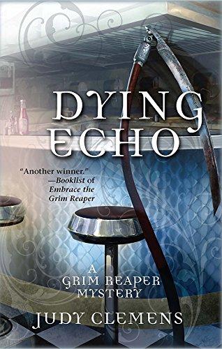 9781464200212: Dying Echo (Grim Reaper Series)