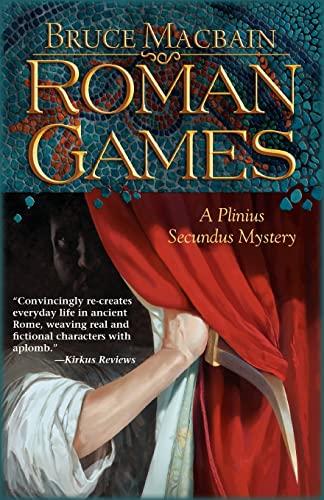 9781464201158: Roman Games: A Plinius Secundus Mystery